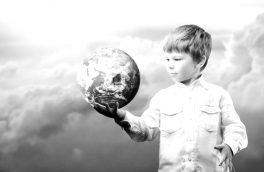 دنیای پاک کودکی