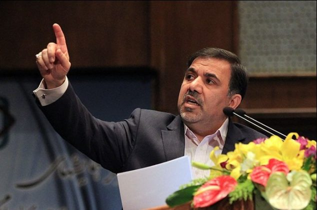 استعفای وزیر پرحاشیه راه