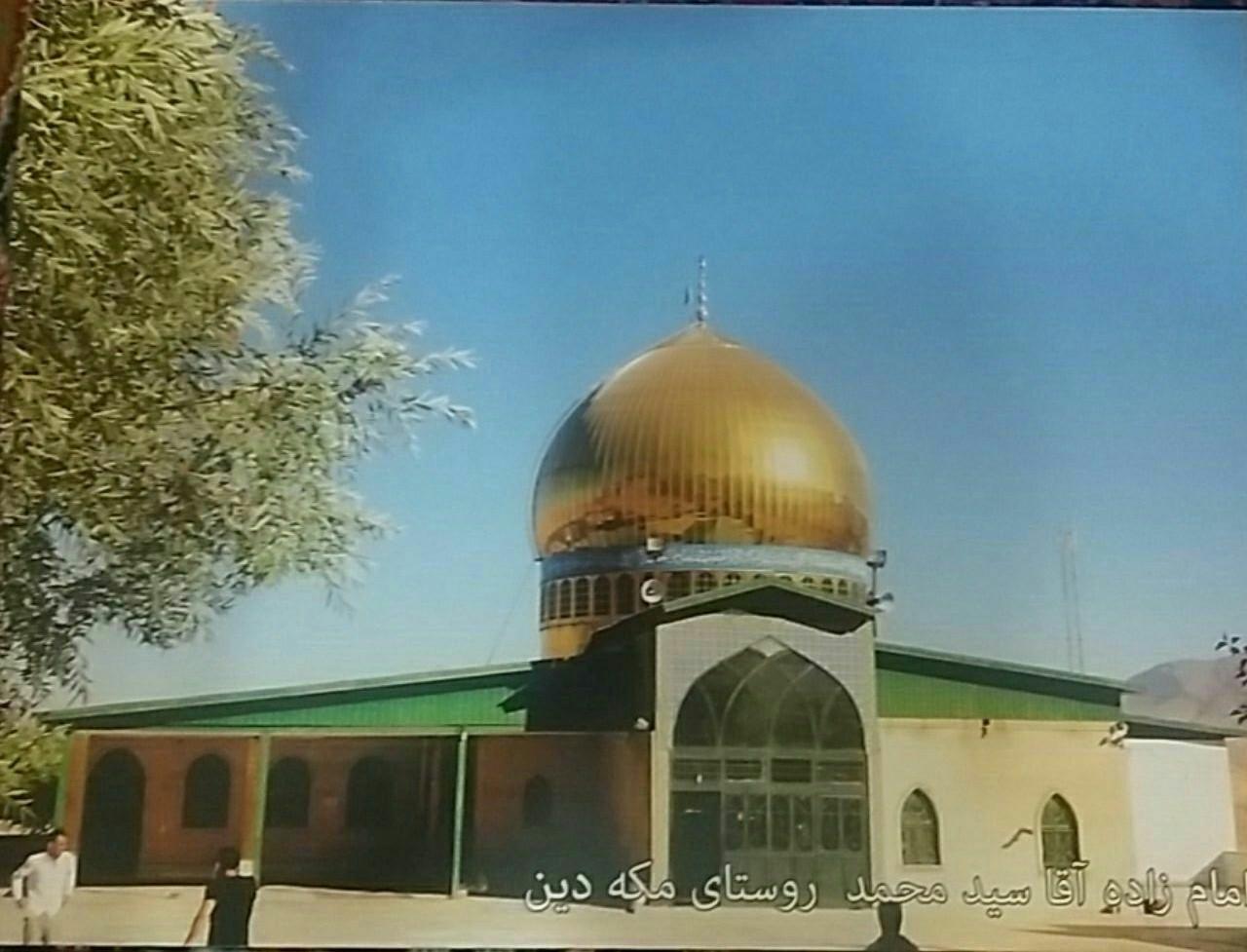 امامزاده سید محمد(ع) از جاذبه های گردشگری مذهبی فریدونشهر