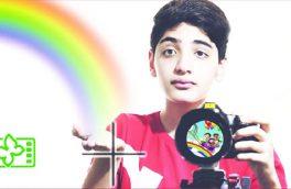 مسابقه عکاسی در دل جشنواره فیلم کودک