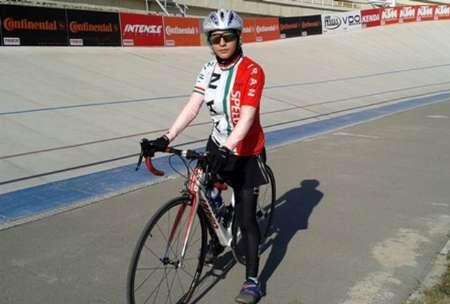 ملی پوش دوچرخه سواری ایران در حادثه تصادف جان باخت