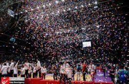 فینال بسکتبال بازی های آسیایی ۲۰۱۸