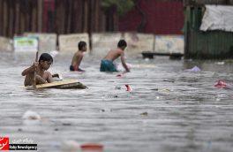 سیلاب در فیلیپین