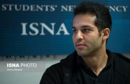 نظرپور: مصدومیتم در باکو تشدید شد/ نیاز شیرجه مربی خارجی است