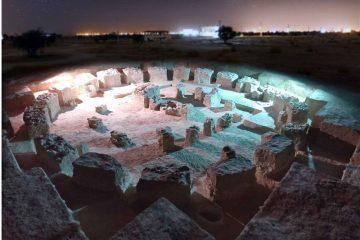 اسرارآمیزترین بنای ساسانی که ناشناخته مانده است
