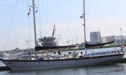 رژیم صهیونیستی باز هم مانع رسیدن کشتی آزادی به سواحل غزه شد