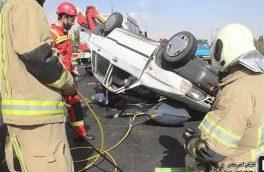 تصادفات جادهای یزد در ۵ ماه ابتدای امسال ۳ هزار مصدوم و ۱۰۱ فوتی داشت
