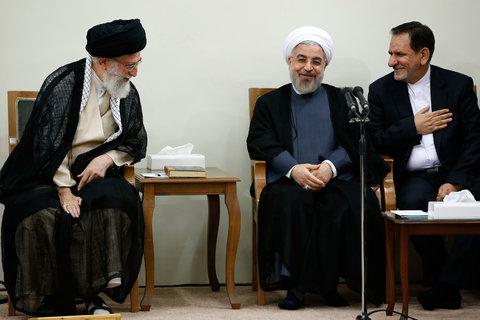 به مناسبت هفته دولت اعضای هیئت دولت به دیدار امام خامنهای می روند