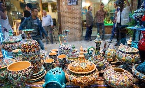 اصفهان ، موتور محرکه صنایع خلاق در ایران