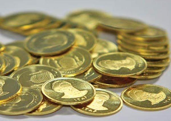 سکه طرح جدید ۳۹۰۰ تومان گران شد