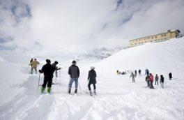 پایان فعالیت پیست اسکی فریدونشهر در فروردینماه