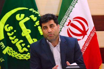 صادرات ۱۴۸ میلیون دلاری کالاهای کشاورزی از گمرکات آذربایجان شرقی