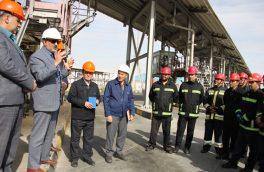 برگزاری رزمایش پدافند غیرعامل در انبار نفت شهدای پخش تبریز