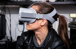 بررسی دوربین جذاب و جنجالی واقعیت مجازی Oculus GO