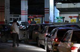 تعطیلی جایگاه CNG شهرداری سلماس عامل ایجاد صفوف طولانی/صف های جایگاه CNG در سلماس داد مردم را درآورد
