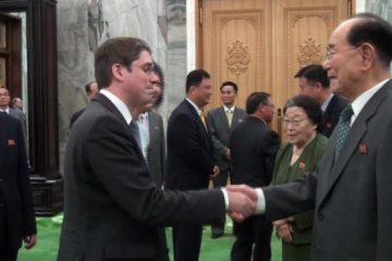 جاسوسی کارمند ارشد سنای فرانسه برای کره شمالی