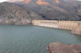 ۸۷۰ میلیون مترمکعب آب پشت سدهای کرمانشاه ذخیره است
