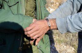 دستگیری یک متخلف شکاروصید در منطقه حفاظت شده قمصر وبرزک کاشان