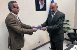 انتصاب معاون جدید اداری و مالی اداره کل بنادر و دریانوردی استان بوشهر+ تصاویر