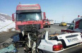 کاهش ۱۷ درصدی تلفات ناشی از تصادفات جاده ای در یزد