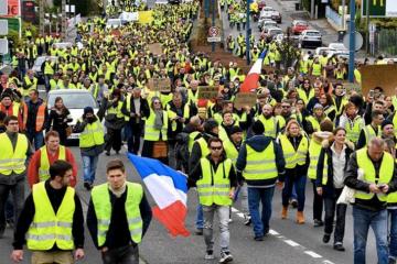 فریاد جلیقه زردها، شکست اقتصادی اروپا