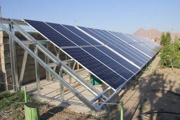 نوسانات ارز طرح مولدهای خورشیدی را در شهرضا با شکست روبهرو کرد