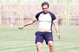 شاهرودی: از بازیکنان خواستیم تفکر باخت را از سرشان خارج کنند