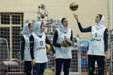 اسامی بازیکنان دعوت شده به پنجمین اردوی تیم امید بانوان اعلام شد