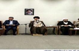 رهبر انقلاب به نمایندگان موسوی و کروبی چه گفتند?