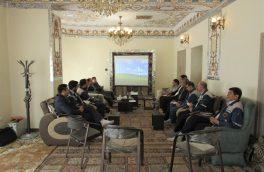 برگزاری جلسه گردهمایی مسئولین ایمنی شهرستانهای جنوب استان اصفهان