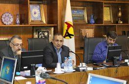 جلسه هم اندیشی فرماندهان پایگاههای بسیج وزارت نیرو و توانیر با صنعت آب و برق اصفهان