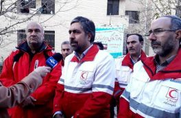 برگزاری مانور سراسری زلزله در خوابگاهدانشجویی دانشگاه تبریز
