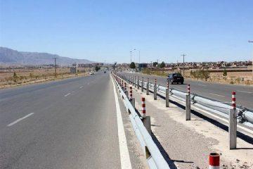 اجرای حلقه حفاظتی ترافیکی شهر اصفهان در بزرگراه شهید اردستانی آغاز می شود