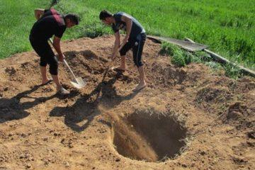 انسداد ۷۰ چاه غیرمجاز در دشت مشهد