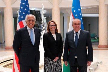 حمایت ازبکستان از روند مذاکرات صلح کابل با طالبان