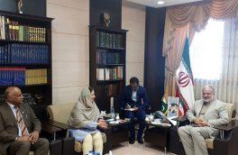 ایران و پاکستان در مسیر گسترش تعاملات تجاری