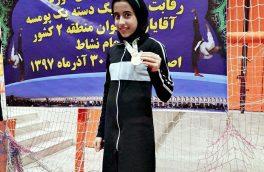 درخشش تکواندوکاران خمینی شهری در کشور