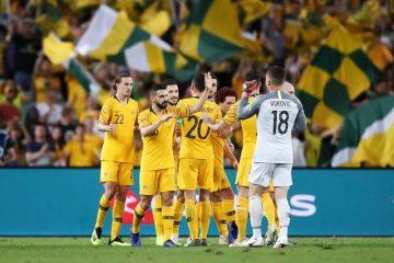 گرفتاری هافبک استرالیا قبل از جام ملتهای آسیا