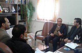 برگزاری نشست هم اندیشی مدیر روابط عمومی آبفا و مسئولین بسیج رسانه استان