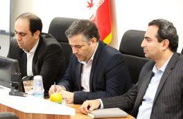 در سال ۹۶ بالاترین رضایت مندی مشترکین در۲۲ منطقه استان تهران کسب کردیم