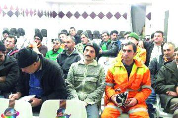 برگزاری اولین جلسه کارگاه آموزشی مهارتهای ارتباطی در شهرداری گز