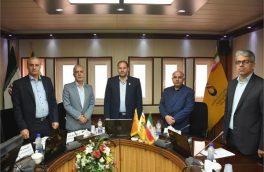 برگزاری جلسه هم اندیشی حسابرسی داخلی در شرکت گاز استان مرکزی