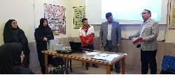 برگزاری سومین دوره آموزش آمادگی در برابر مخاطرات درشهرستان خمینی شهر
