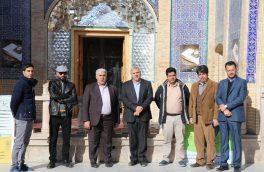 بازدید معاون میراث فرهنگی کشور از بافت تاریخی قم
