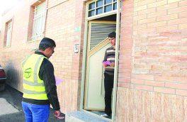 آموزش جداسازی و تفکیک پسماند به شهروندان فلاورجان