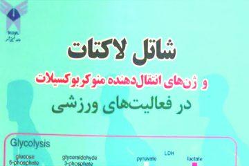 چاپ کتاب در زمینه تحقیقات ورزشی توسط دانشگاه آزاد خمینی شهر