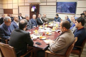 نشست مشترک هیئت گردشگری و سرمایه گذاری ترکیه با مدیرعامل شرکت سپاد برگزار شد