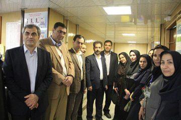 شهردار و اعضای شورای اسلامی شهر فلاورجان، روز پرستار را تبریک گفتند/ تصاویر