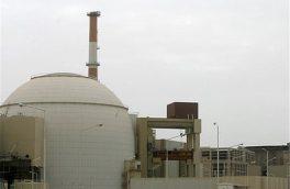 ۵.۵ میلیارد کیلووات ساعت برق تولیدی نیروگاه اتمی بوشهر تحویل شبکه شد