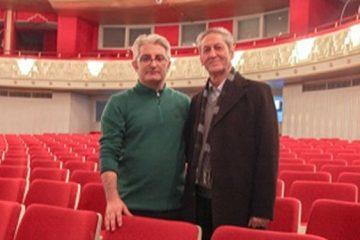 اجرای ارکستر ملی ایران با ۲ خواننده آذریزبان